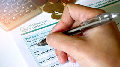 Personal Tax Returns and Personal Tax Review